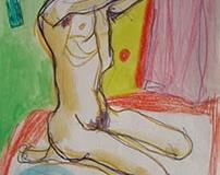 Drawing by Aleksandra Smiljkovic Vasovic aleksandraartworkcom
