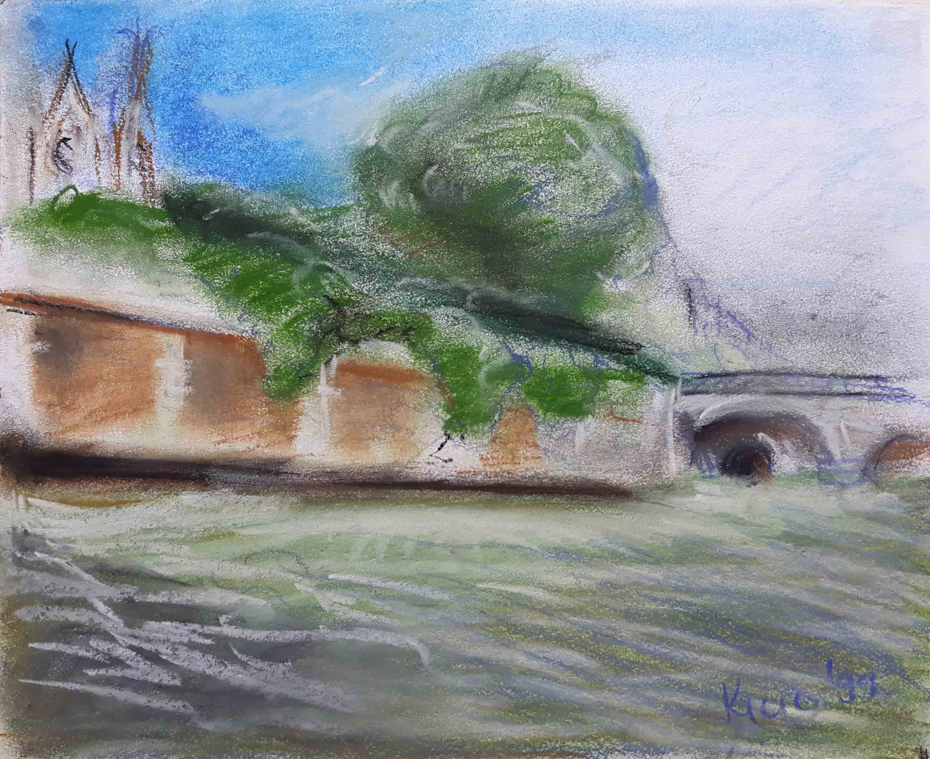 Pastel-Paris-20x16cm-79x57in-a