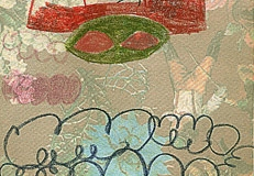 Scented Little Letters by Aleksandra Smiljkovic Vasovic aleksandraartworkcom