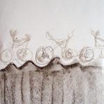 Bycicles-by Aleksandra Smiljkovic Vasovic aleksandraartworkcom