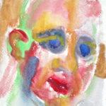 Portrait-Watercolor-by Aleksandra Smiljkovic Vasovic aleksandraartworkcom