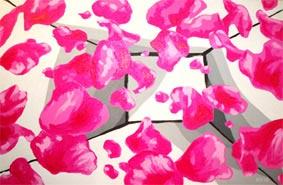 Rose Petals by Aleksandra Vasovic aleksandraartworkcom