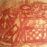 Still-Life-Drawing-by Aleksandra Smiljkovic Vasovic aleksandraartworkcom
