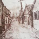 Street-Perspective-by Aleksandra Smiljkovic Vasovic aleksandraartworkcom