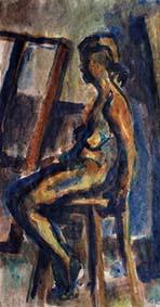 Nude by Aleksandra Smiljkovic Vasovic aleksandraartworkcom