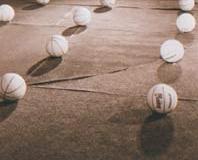 The Ball is Small by Aleksandra Smiljkovic Vasovic aleksandraartworkcom