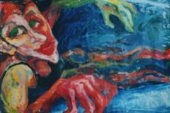 Hydro-Massage-Painting-by Aleksandra Smiljkovic Vasovic aleksandraartworkcom
