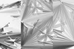 Diamond, art light installation, 2007
